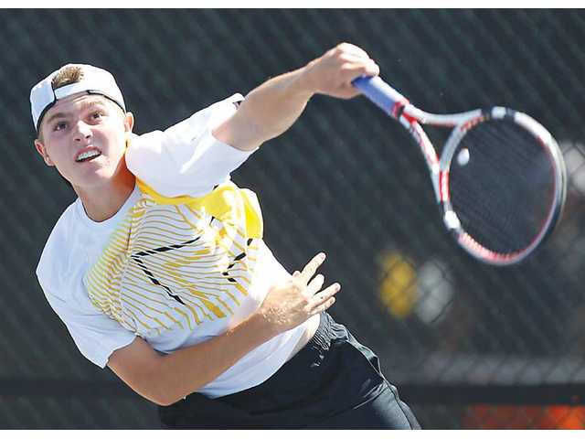 CIF tennis: More of the same