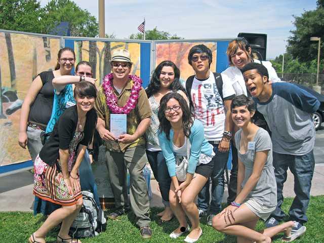 Bowman students celebrate art