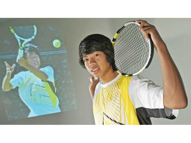 2011 All-SCV Boys Tennis Singles Team: Perfect storm