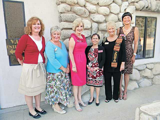 Zonta Club celebrates encore