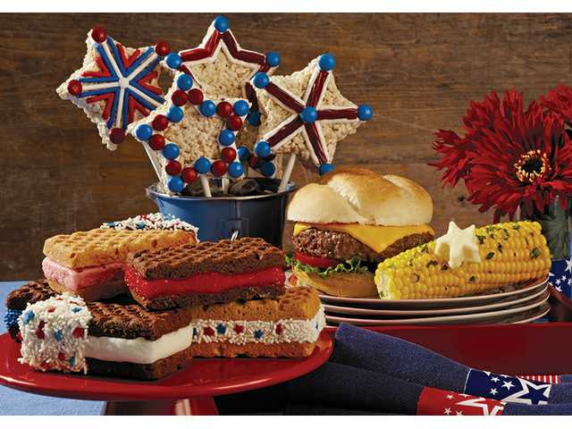 Host a star-studded 4th