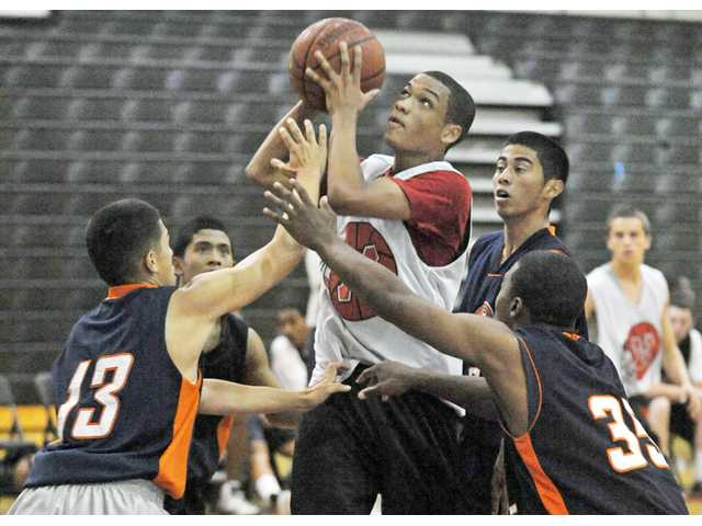 Prep basketball: Plenty of work to do