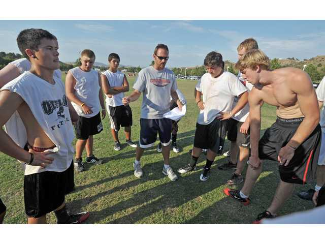 Prep football: SCCS back to square one