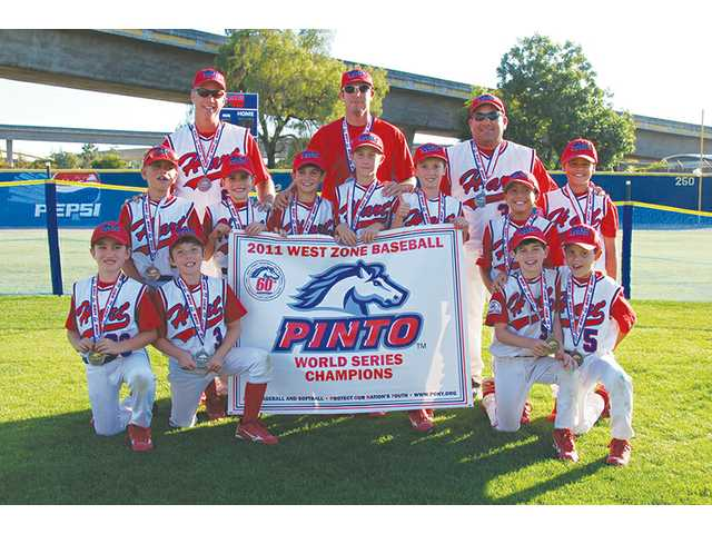 PONY baseball: W.S. Hart picks up pair of titles