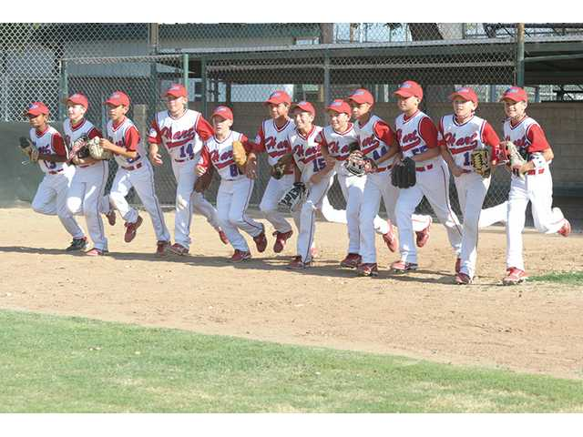Youth baseball: Back-to-back jacks