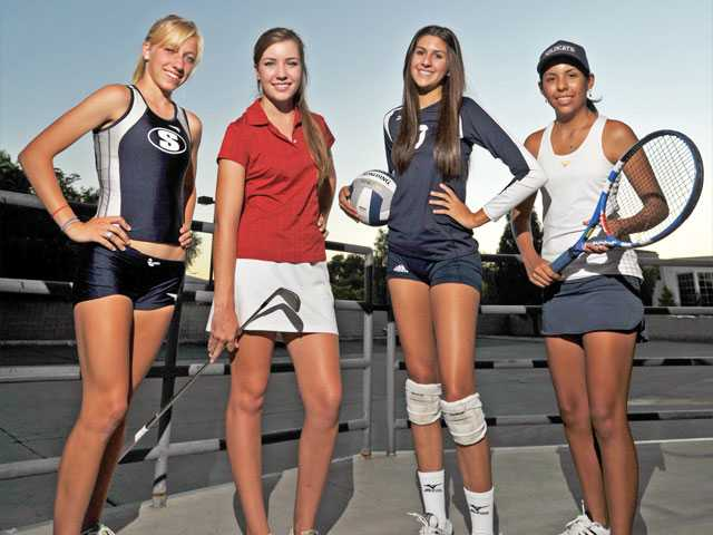 Prep sports: Females of the Fall