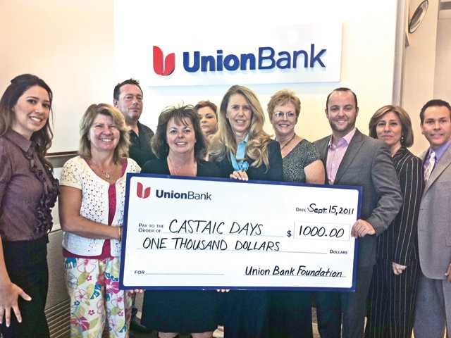 Castaic Days earns grant