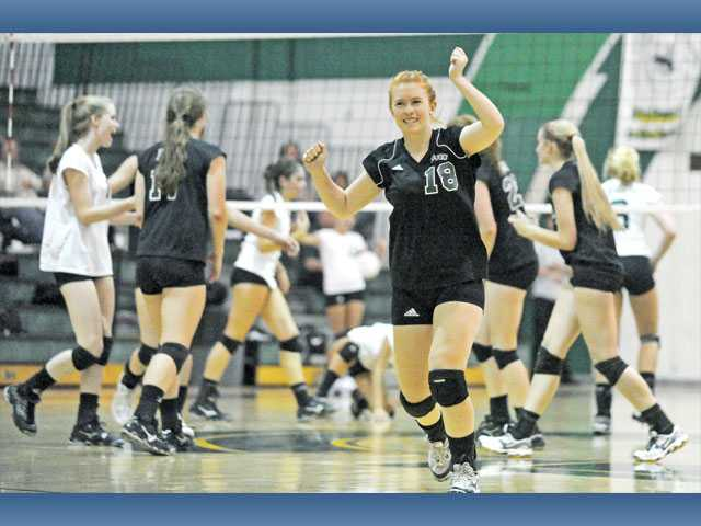 Prep volleyball: Early impression