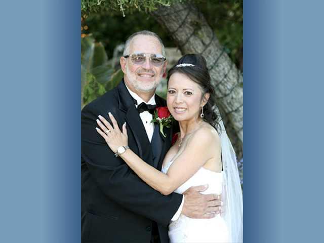 Lisam-Wagner wed