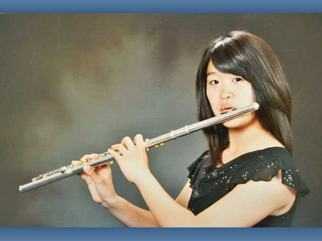 West Ranch flutist honored