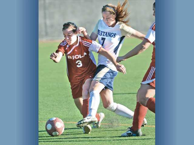 TMC women's soccer: The Master's one-goal blues