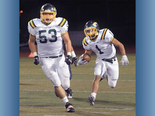 Foothill football: It's survival for Canyon