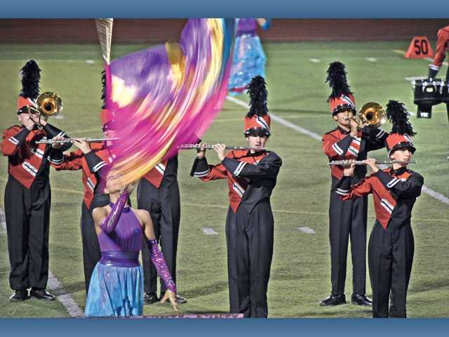 Bands compete at Rampage