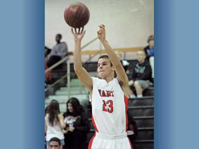 Hart basketball: Talent wins out