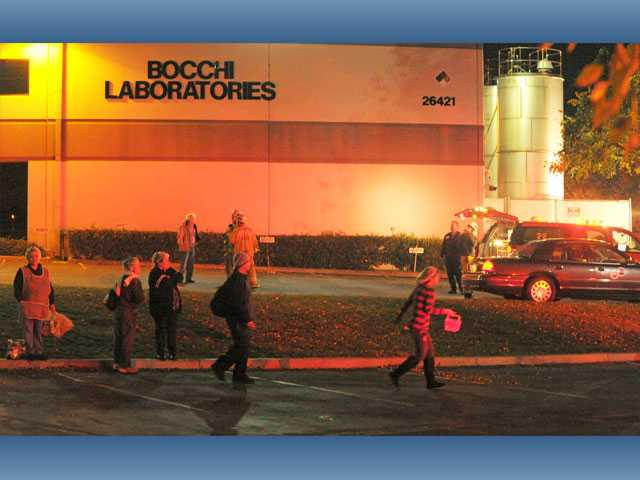 Small fire at manufacturing facility prompts evacuations