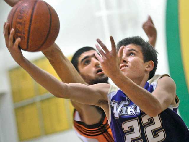 Vikings basketball: Vikes' discomfort