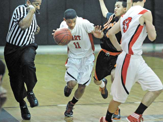 Prep boys basketball: Fatigued in the final