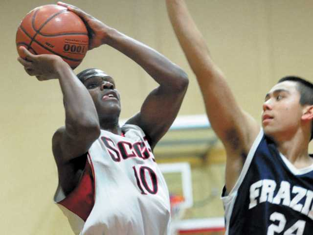 Prep basketball: Rest becomes rust