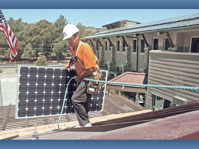 City plans for solar surge