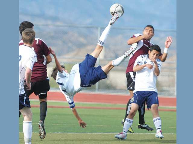 CIF soccer: Too high to climb