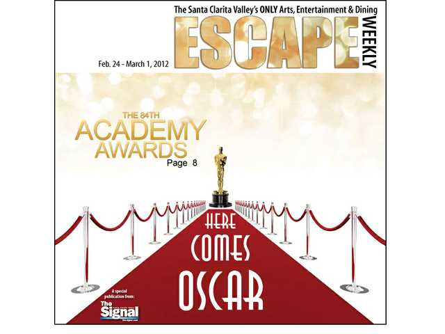 Here comes Oscar