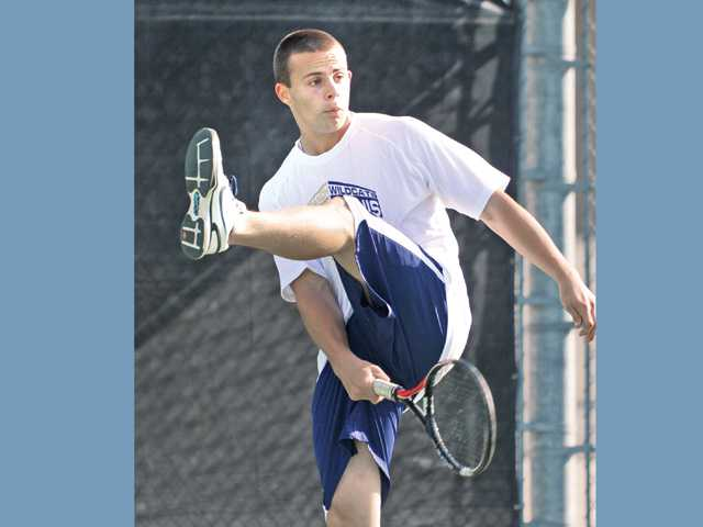 Prep tennis: New faces, same results