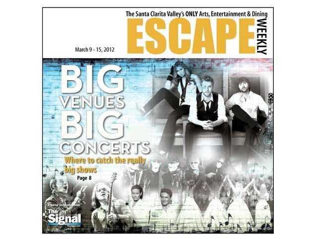 Big venues/big concerts