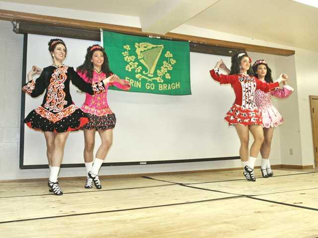 Knights celebrate St. Patrick's