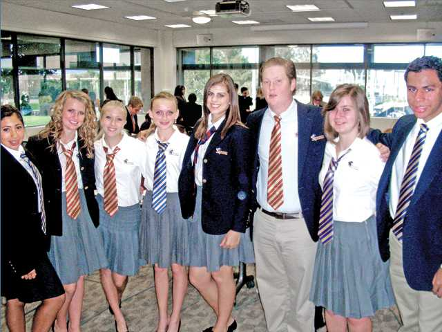 Trinity debate team attends first tournament