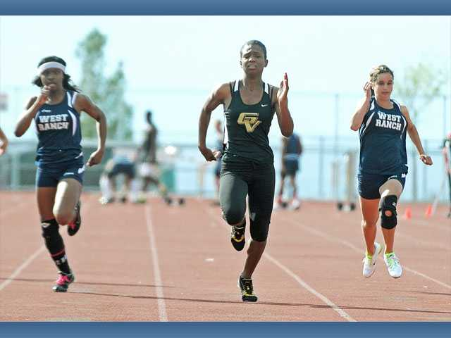 Foothill League track and field: Clean break