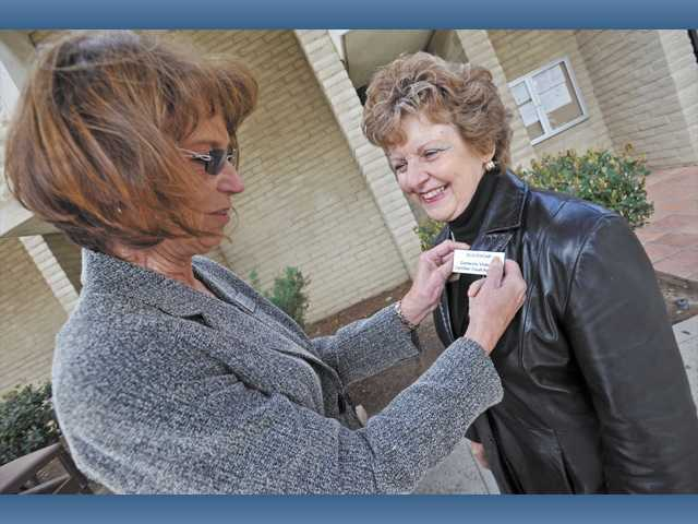 Advocates work for SCV women