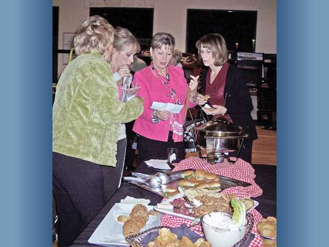 Kickoff held for benefit auction