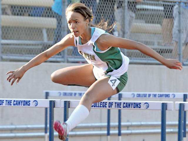 Foothill League track and field: Finale flurry