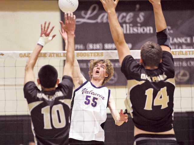 CIF boys volleyball: Return denied