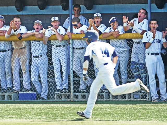 CIF baseball: A big inning and big win