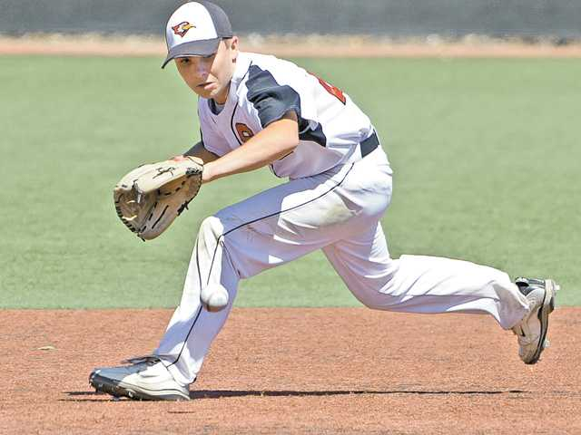 CIF baseball: SCCS kickstarts its way past Patriots