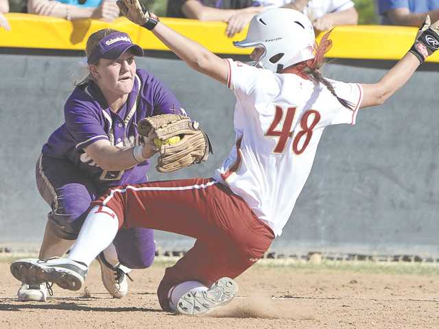 CIF softball: Eleventh unkind to Valencia