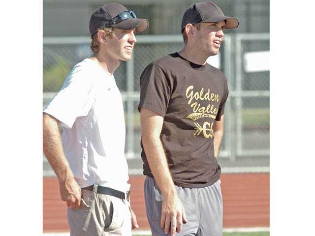 Prep running: Evans brothers resign at G.V.