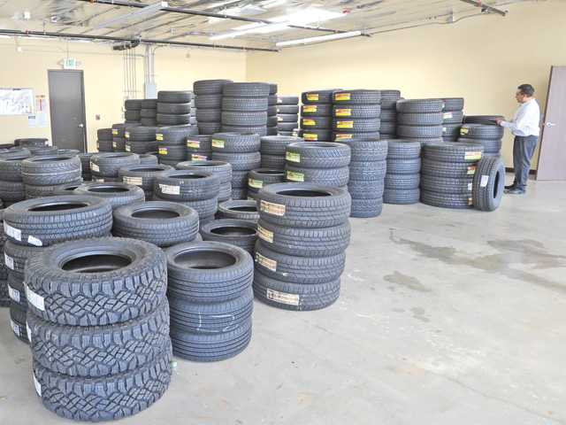 American Tire Depot ready to roll