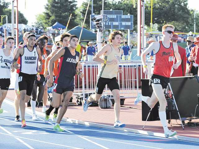 CIF track and field: Clovis conclusion