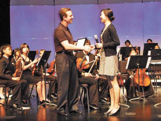 Youth Orchestra receives grant