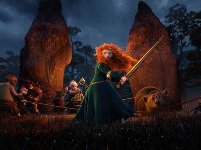 Disney's 'Brave' shows mettle with $66.7M debut