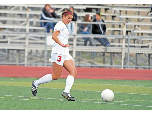 2011-12 Hart High Female Athlete of the Year: Kelsey Steck