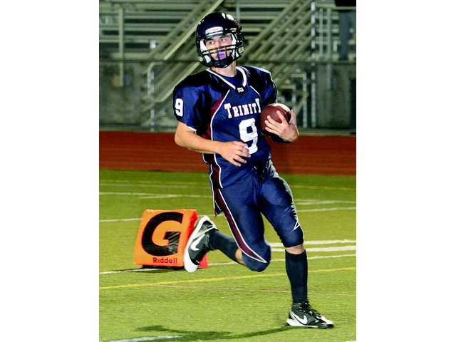2011-2012 Trinity Male Athlete of the Year: Dakota Prochnow