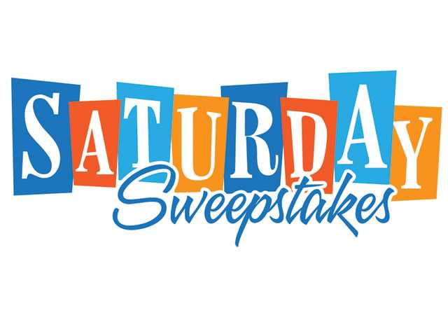 SATURDAY SWEEPSTAKES GROWS
