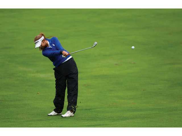 Amateur golf: Lee moves forward in top tourney