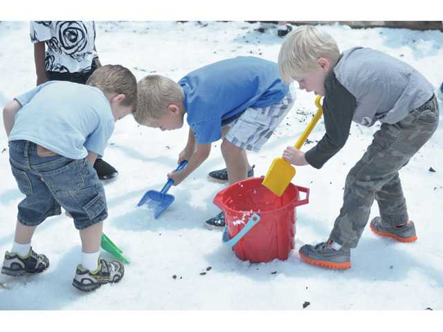 Kids chill out at Saugus preschool