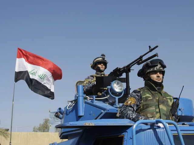 US audit: $200M wasted on Iraqi police training
