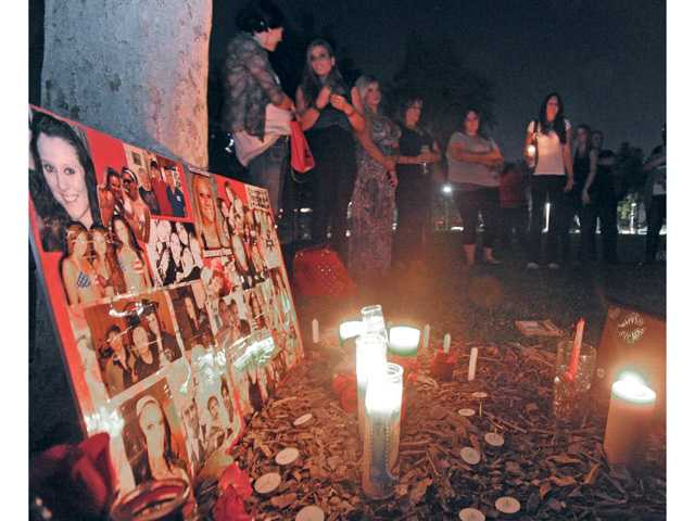 Vigil held 2 years after death