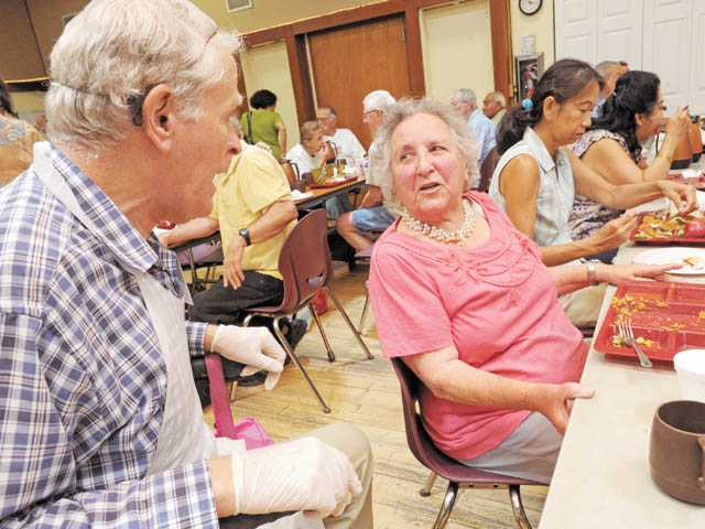 Shortage tightens senior meals